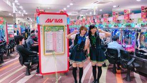 ♡銀サー8戦目♡アビバ関内店さま