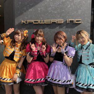 *ケーパワーズ大阪本店さまへ来店!ゆかちん*