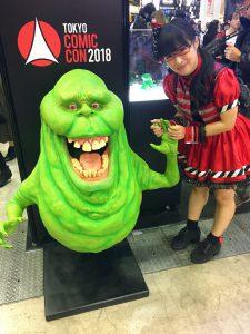 東京コミコン2018ありがとうございました!