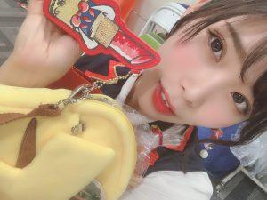 柳瀬、アミューズ千葉店様で沖縄のイメトレをするの巻。