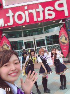 パトリオットM錦糸町店さま!